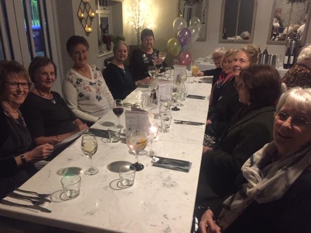 Birthday Dinner Photo