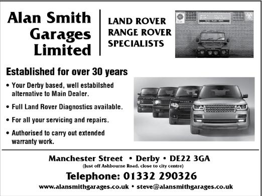 Alan Smith Advert
