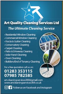 Art Cleaning advert