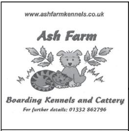 Ash Farm Advert