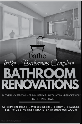 Bathe Advert