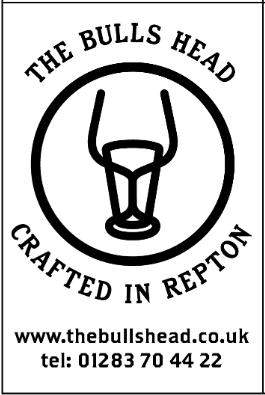 Bulls Head Advert