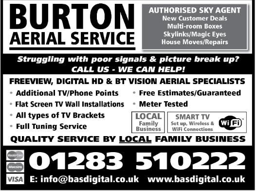 Burton Aerials Advert