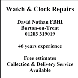 David Nathan Advert
