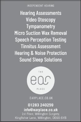 Ear Place Advert