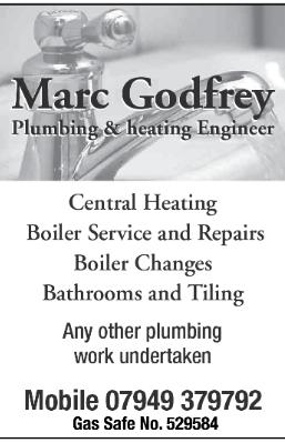 Marc Godfrey Advert