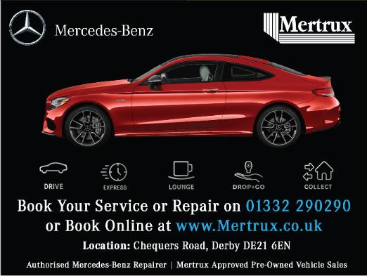 Mertrux advert