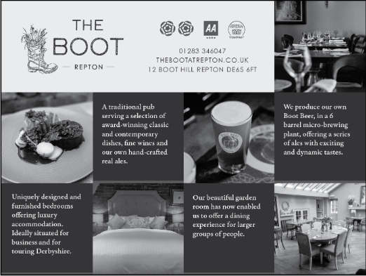 The Boot advert